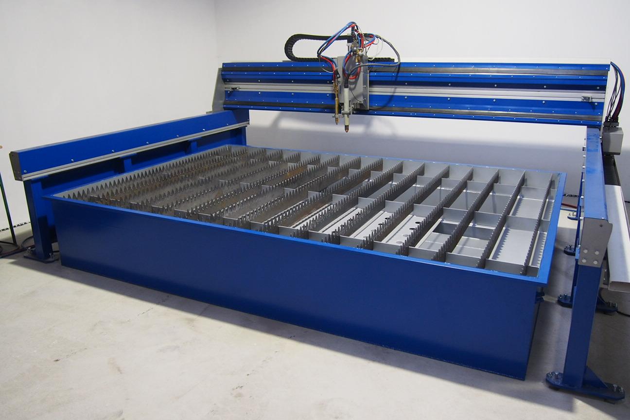CNC GF3020 Plazma és Lángvagó